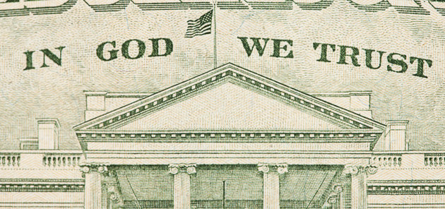 Ateus Movem Ação Para Remover Frase Confiamos Em Deus Do Dólar
