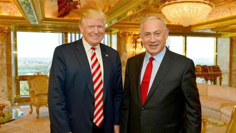Resultado de imagem para trump israel