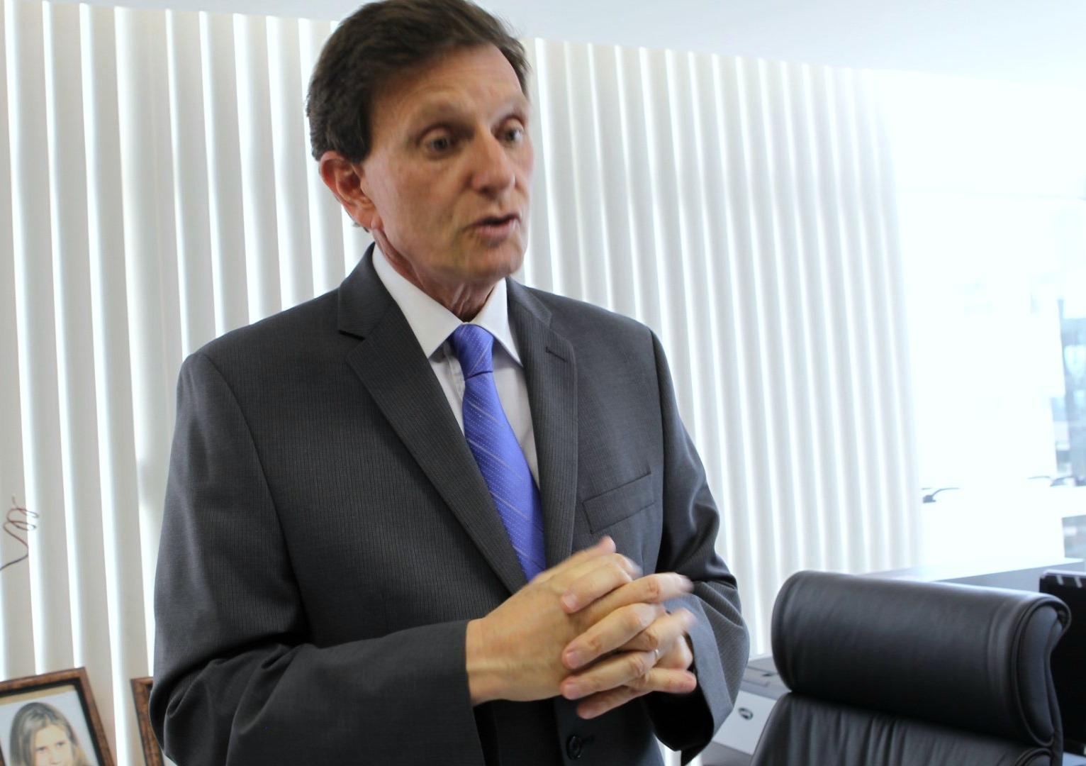Justiça torna Marcelo Crivella réu após denúncia do Ministério Público