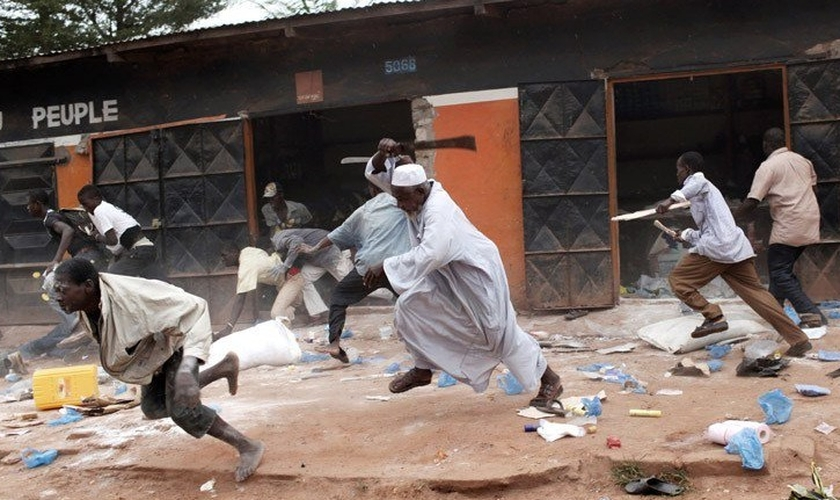 perseguição na Nigéria | Notícias Gospel