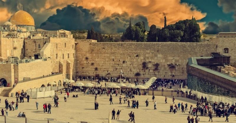 Resultado de imagem para Rabinos convidam �?¡rabes para a constru�?§�?£o do terceiro templo
