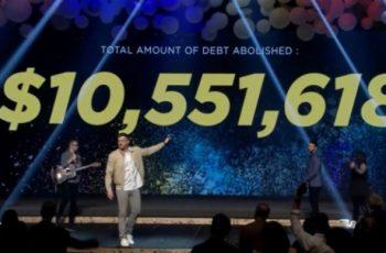 Igreja doa R$ 35 milhões para quitar dívidas médicas de famílias em dificuldades financeiras