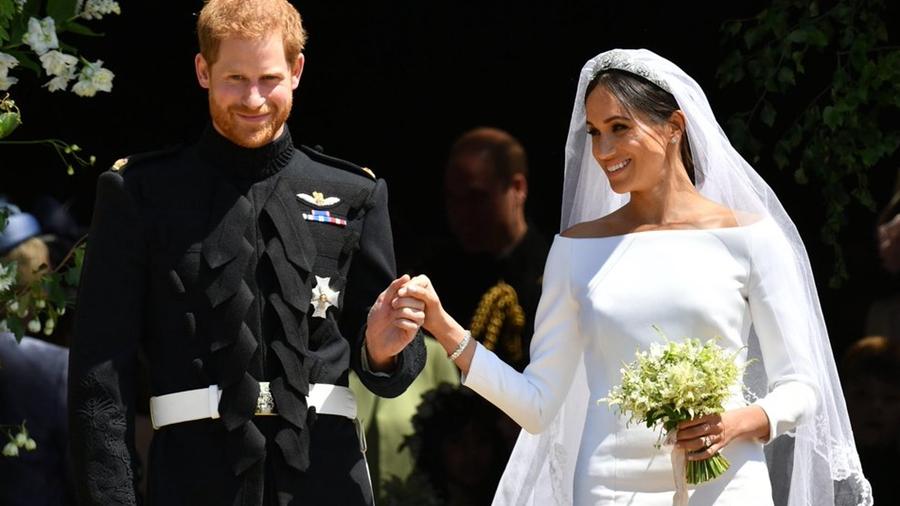Príncipe Harry E Meghan: Coral Gospel Rouba A Cena No