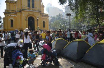 Junta de Missões Nacionais se mobiliza em solidariedade aos desabrigados em SP e pede doações