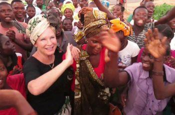 """Missionária resiste a grupo muçulmano: """"Eles estupraram e mataram pessoas"""""""