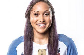 Jogadora recusou convocação para seleção dos EUA por se negar usar camisa com símbolo LGBT
