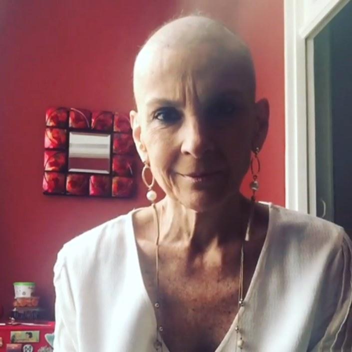 Ludmila Ferber revela efeitos da quimioterapia e encoraja