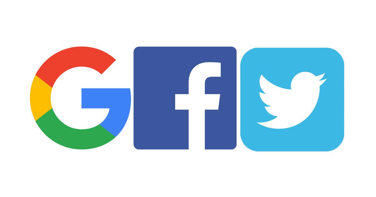 Estudo expõe censura de Google, Facebook e Twitter a conservadores
