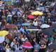Evangélicos e católicos marcham contra o aborto em união histórica, no Paraná