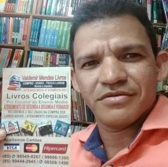Evangélico morre após ser espancado por eleitores de Haddad em Fortaleza Valdemir-mendes-cirino