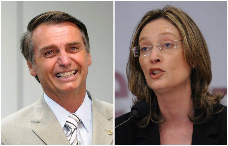 Bolsonaro autoriza lei relatada por Maria do Rosário que beneficia alunos religiosos