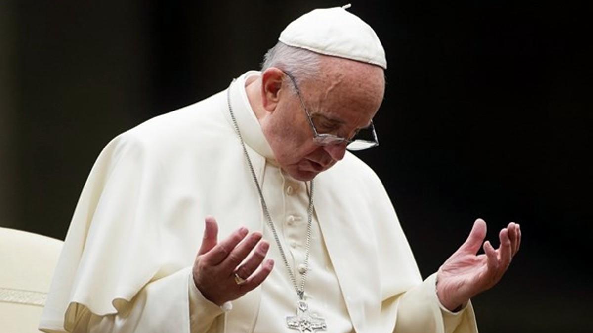 Papa aprova mudança em frase da Oração do Pai Nosso