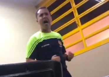 Policial fez palestra contra o bullying