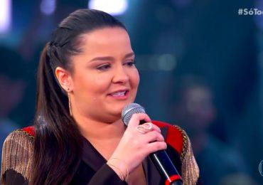 Na Globo, Maiara, da dupla com Maraisa, diz que encontrou Deus ao ouvir Gabriela Rocha