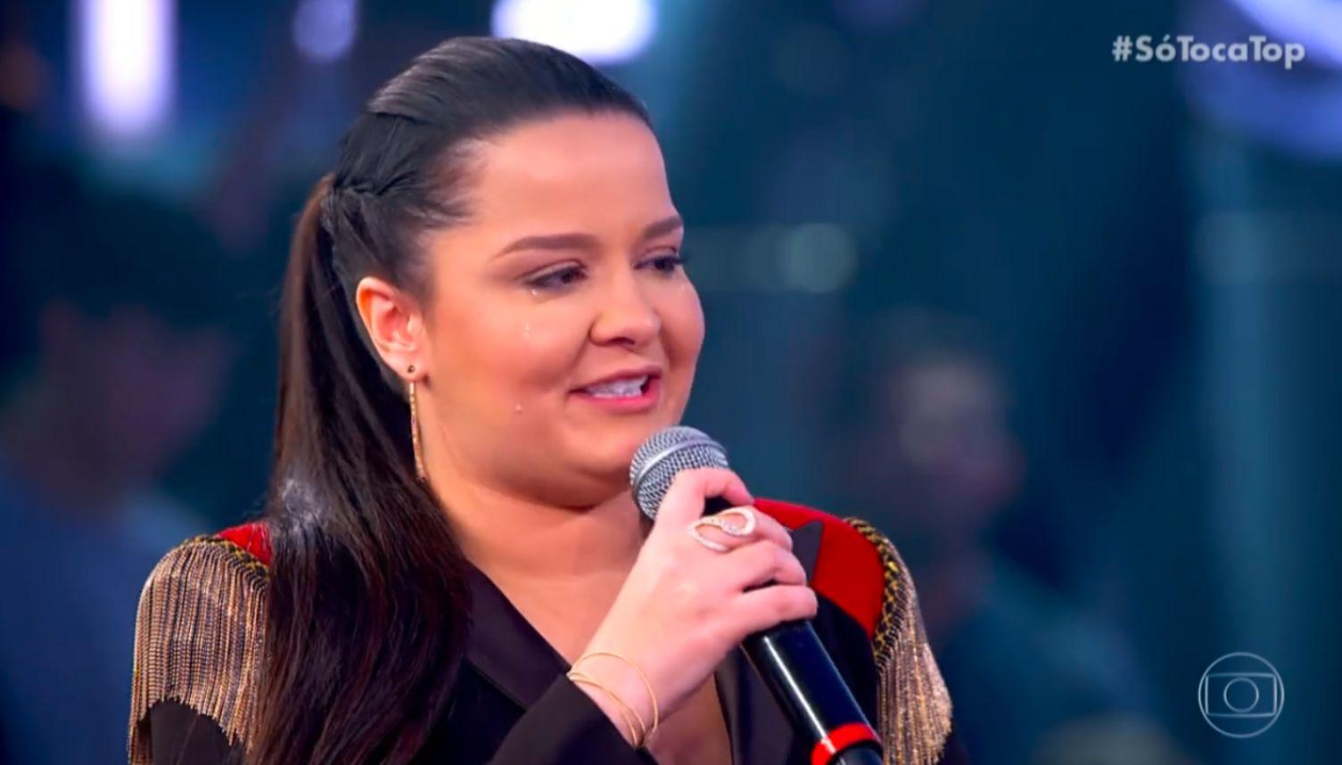 GABRIELA ROCHA NOS PLANOS MUSICA DEUS BAIXAR DE CREIO EU