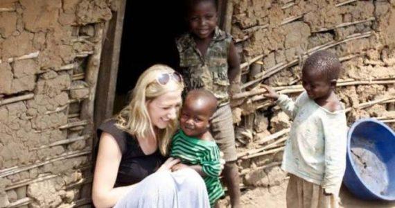 Chamada por Deus aos 10 anos, missionária já abriu várias escolas na �frica