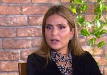 """""""É a minha essência"""", diz Aline Barros ao explicar porque prega Jesus quando aparece na TV"""