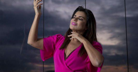 Mara Maravilha quer programa gospel na TV e não descarta entrar para a política