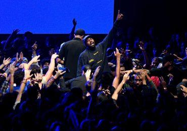 Primeiro show de Kanye West após lançar álbum gospel tem 2 mil conversões