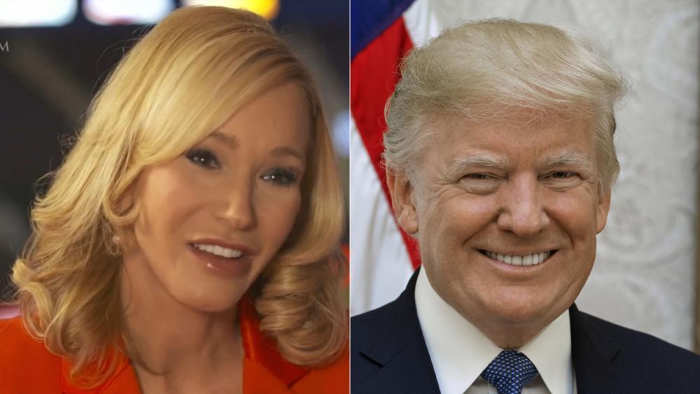 Trump nomeia televangelista da prosperidade conselheira espiritual da Casa Branca - Gospel+ (Notícias Gospel)
