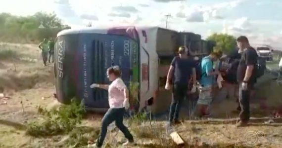 Missionários do Vale da Benção morrem em acidente rodoviário na Bahia