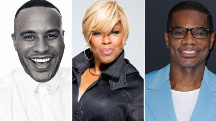 Resultado de imagem para 'Kingdom Business': Kirk Franklin vai produzir série sobre bastidores da música gospel