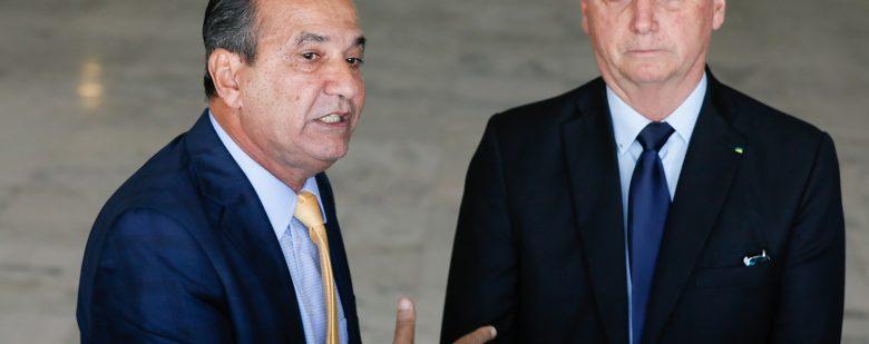 Bolsonaro rebate ataques de Malafaia: 'Diz que tem Deus no coração, ainda por cima'