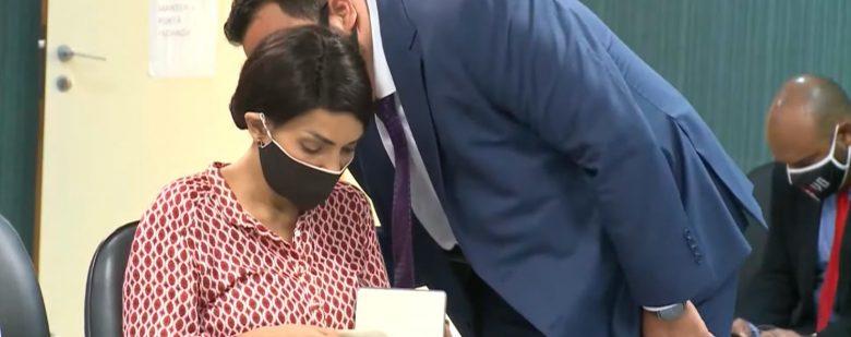 Em audiência, Flordelis admite que sabia do plano para matar seu marido